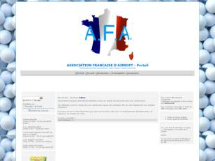 ASSOCIATION FRANCAISE D'AIRSOFT