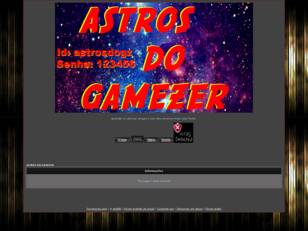 ASTROS DO GAMEZER