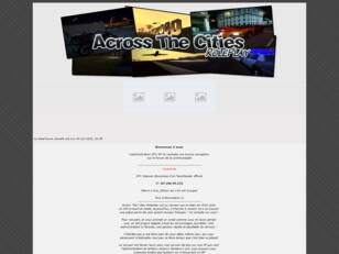 Across The Cities - RolePlay