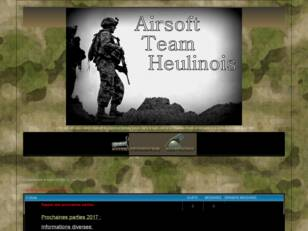 AIRSOFT TEAM HEULINOIS