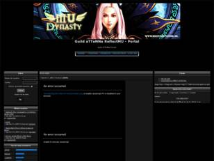 Forum gratis : Guild aTTeNNa ReflectMU