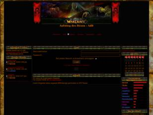 World of Warcraft (HORDE)Gildenforum..Realm:Zuluh