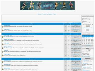 Aussie Rules Forum
