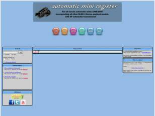 Automatic Mini Register