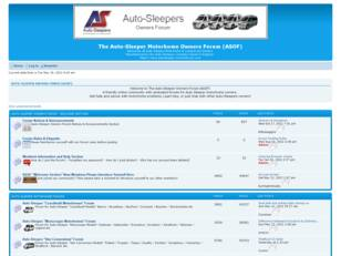 Auto-Sleeper Owners Forum (ASOF) The Auto Sleepers Motorhomes Forums