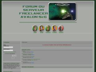Freelancer Avalon SeG