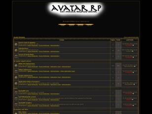 Free forum : Avatar Roleplay