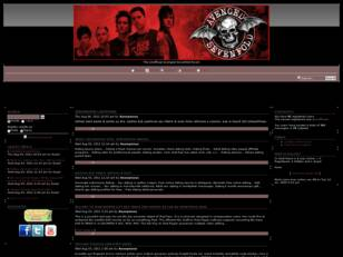 Forum gratis : Avenged Sevenfold Fan Forum