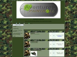 aventures paintball