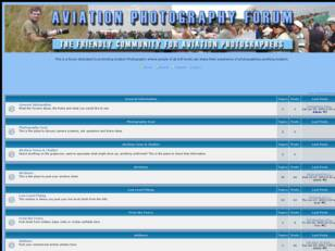 Free forum : Aviation Photography