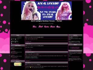 Avril Lavigne - Best forum