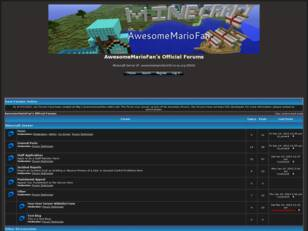 AwesomeMarioFan's Official Forums