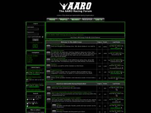 The AWN Motorsports Forum