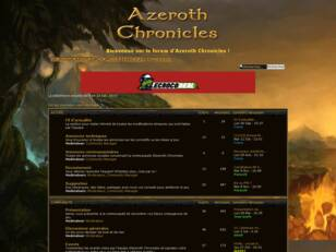 Azeroth Chronicles