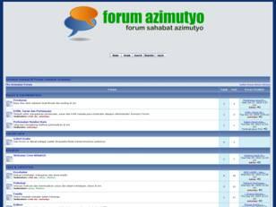 The Azimuth Forum