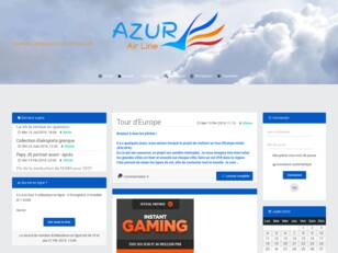Azur Air Line, la VA détente !