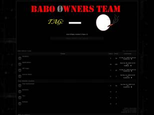 Babo Owners Team