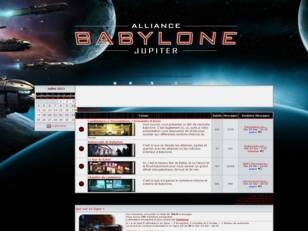 Alliance Babylone Ogame Jupiter