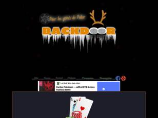 créer un forum : Backdoor Poker Club