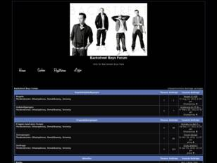 Backstreet Boys Forum