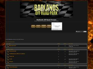 Badlands Off Road Forums