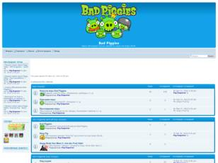 Форум фанатов Bad Piggies