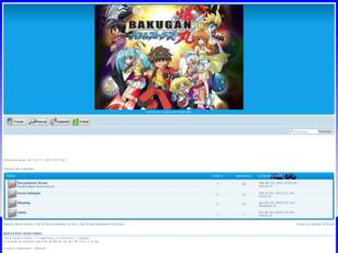 Forum gratis : BAKUGAN BATTLE DESTINY