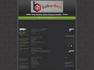 Balkan Best RolePlay Online Gaming Comun
