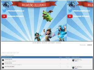 Clash Royale - Balmung Alliance