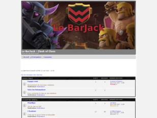 Le BarJack - Clash of Clans (#YPVYVL90)