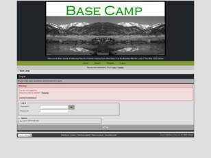 Free forum : Base Camp