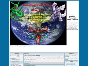 Forum gratis : Batalha Pokemon Game