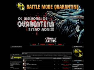 Forum gratis : Battle Mode Quarentine