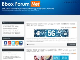 Bbox-Forum.Net