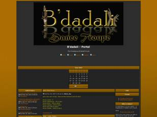 Forum gratis : B'dadali Dance Troupe-USM Forum