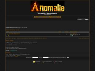 Anomalie - We are Family