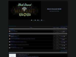 Forum gratis : Black Diamond WoW