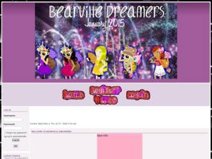 Free forum : Bearville Dreamers