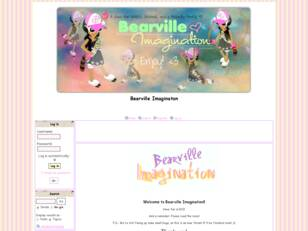 Bearville Imagination