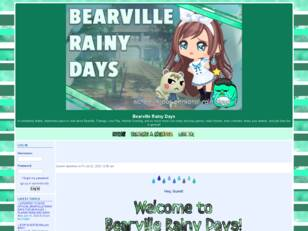 Bearville Rainy Days