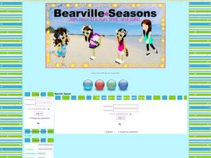 Bearville Seasons
