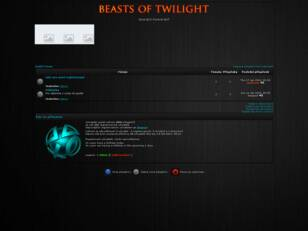 Beasts Of Twilight