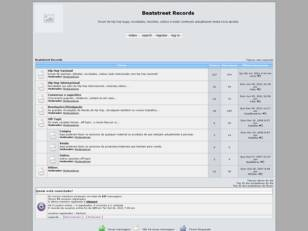 Forum gratis : Beatstreet Records