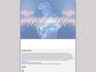 Before Life