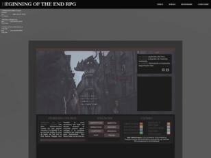 BEGINNING OF THE END RPG