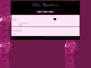 Bella Bambino - Online community for parents