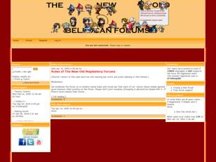 The New Old Maplestory Forums!