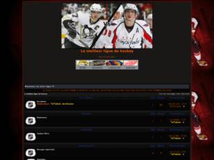 creer un forum : meilleur ligue de hockey
