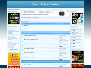 Free forum : best casinos center