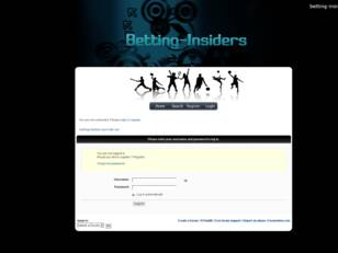 Betting-Insiders